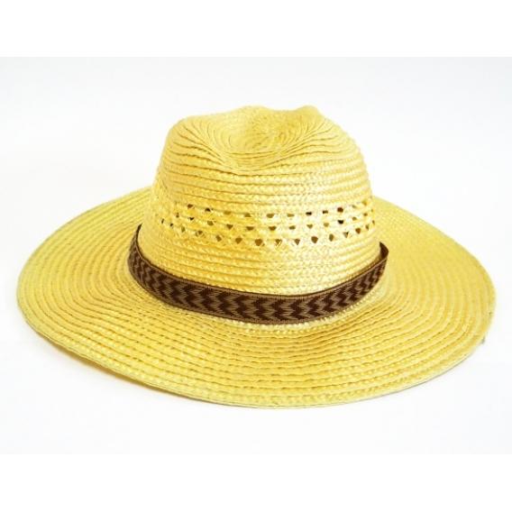6bb2ce859 Pánsky slamený klobúk - Indishop.sk